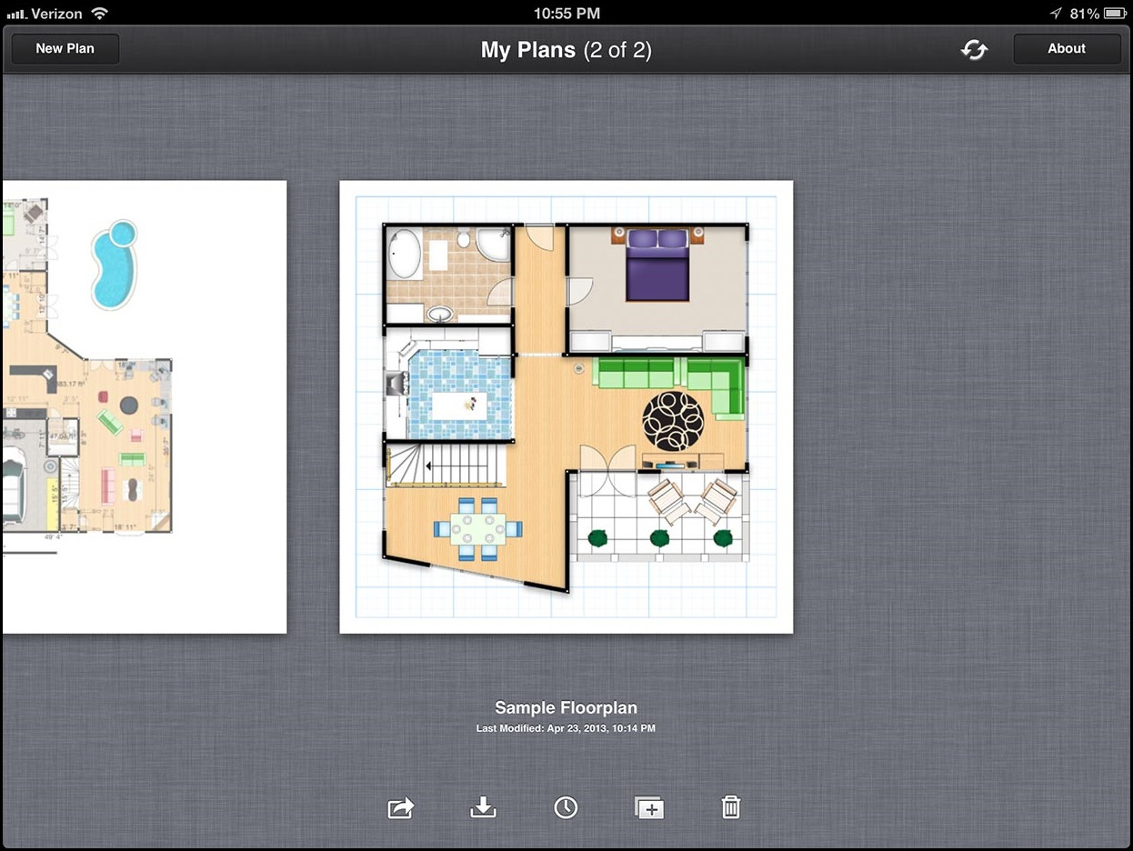 one hundred best app for drawing floor plans on ipad