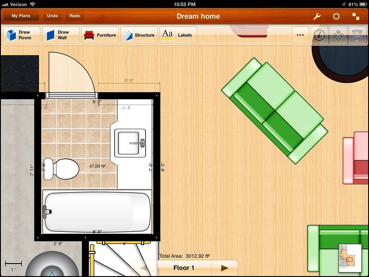 Floor Plan Drawing App For Android: Best-app-for-drawing-floor-plans-on-ipad-4