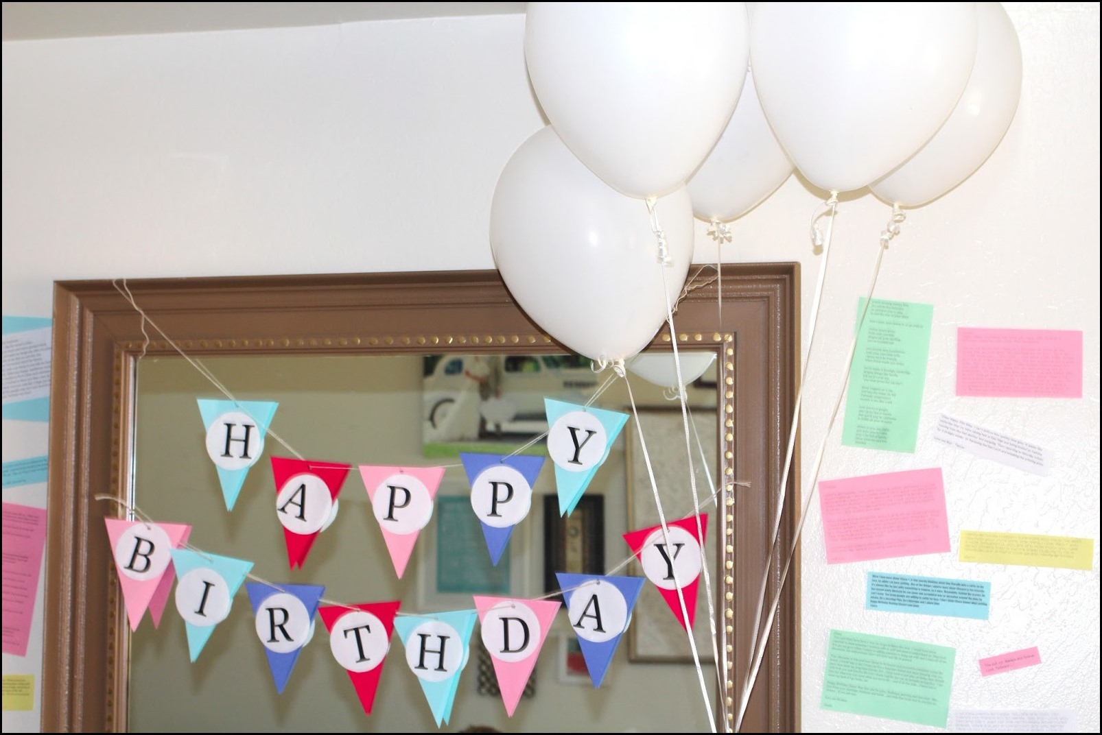 Husband Birthday Decoration Tips At Dwelling