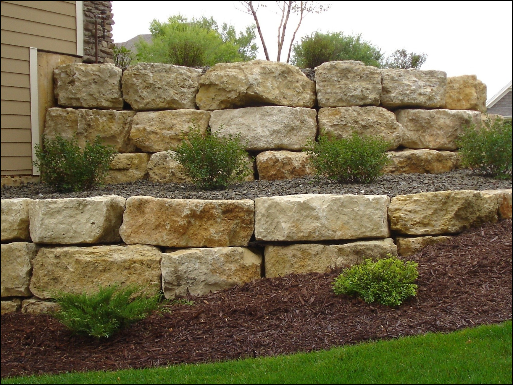 Semco Outdoor Landscaping All Natural Stone Supply