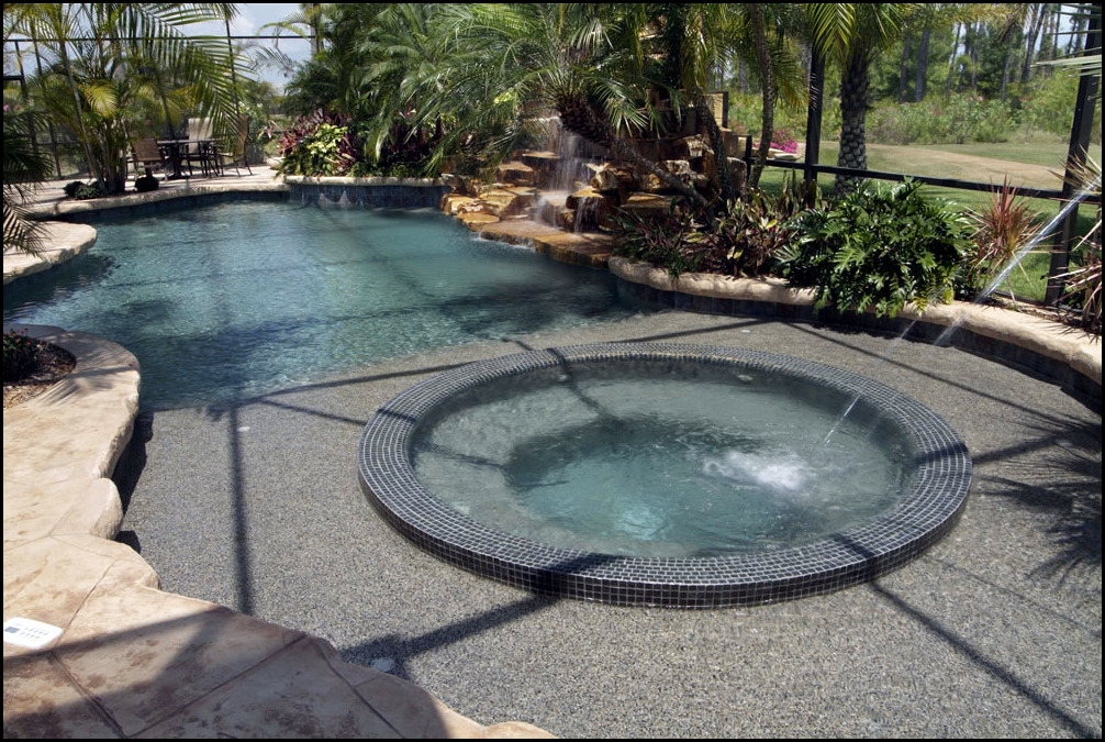 Ground Swimming Pool By Lombardo Pools