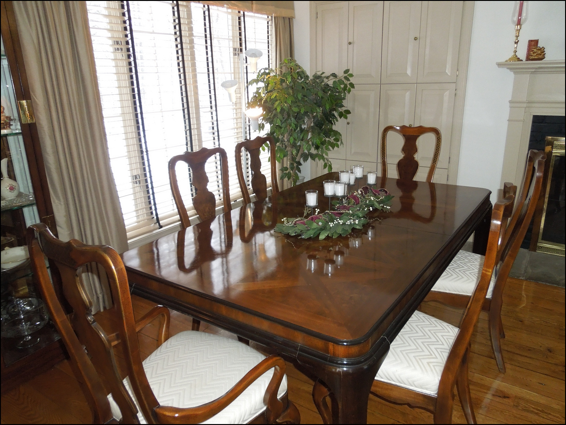 Drexel Heritage Dining Room Sets 0