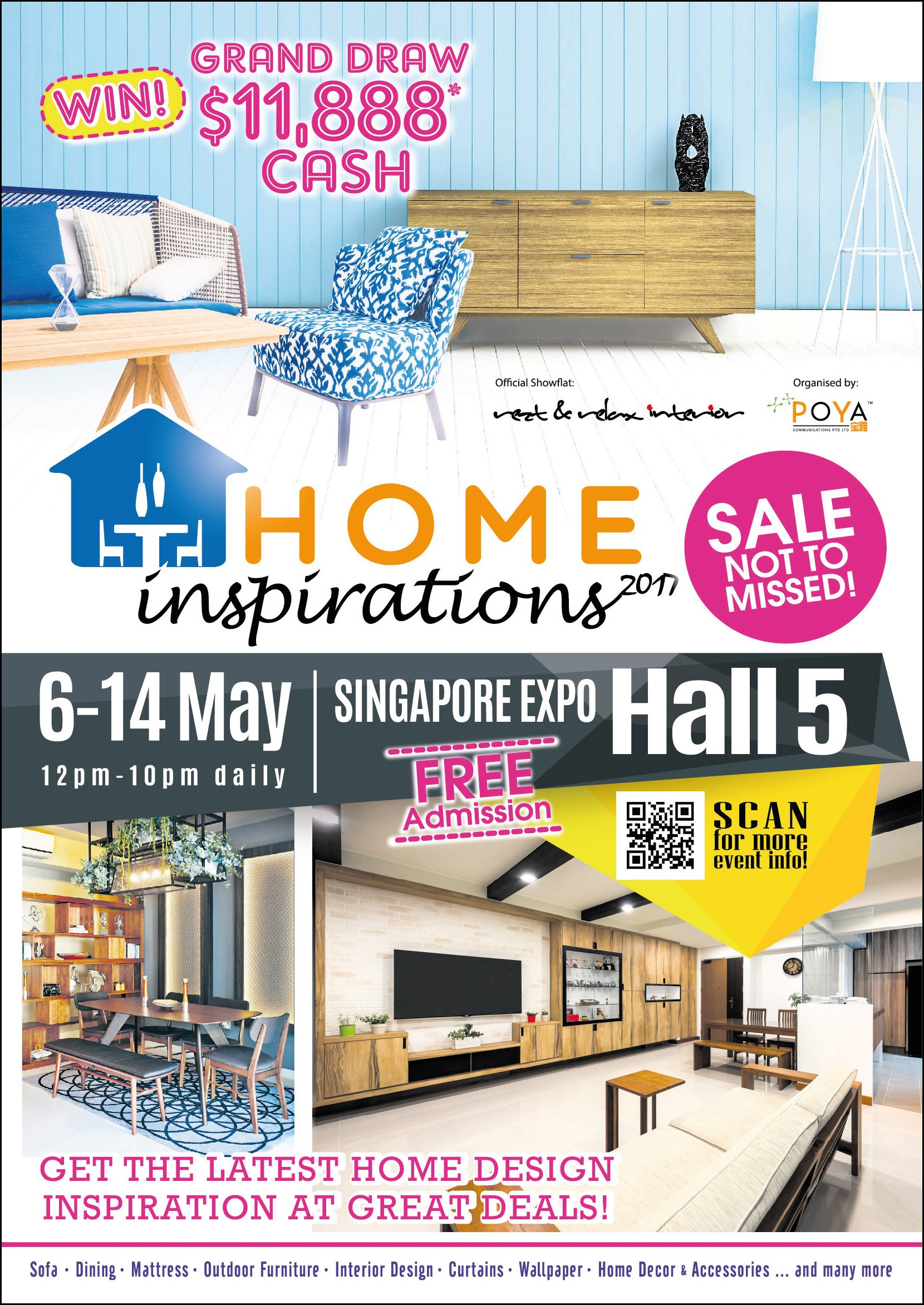 Charming Home Design Expo 2018 Part - 14: Home Design Expo 2017 Is Amongst The Most Image We Ascertained On The Net  From Dependable Creativity. Reach These Potential New Consumers Whou0027ll Be  ...