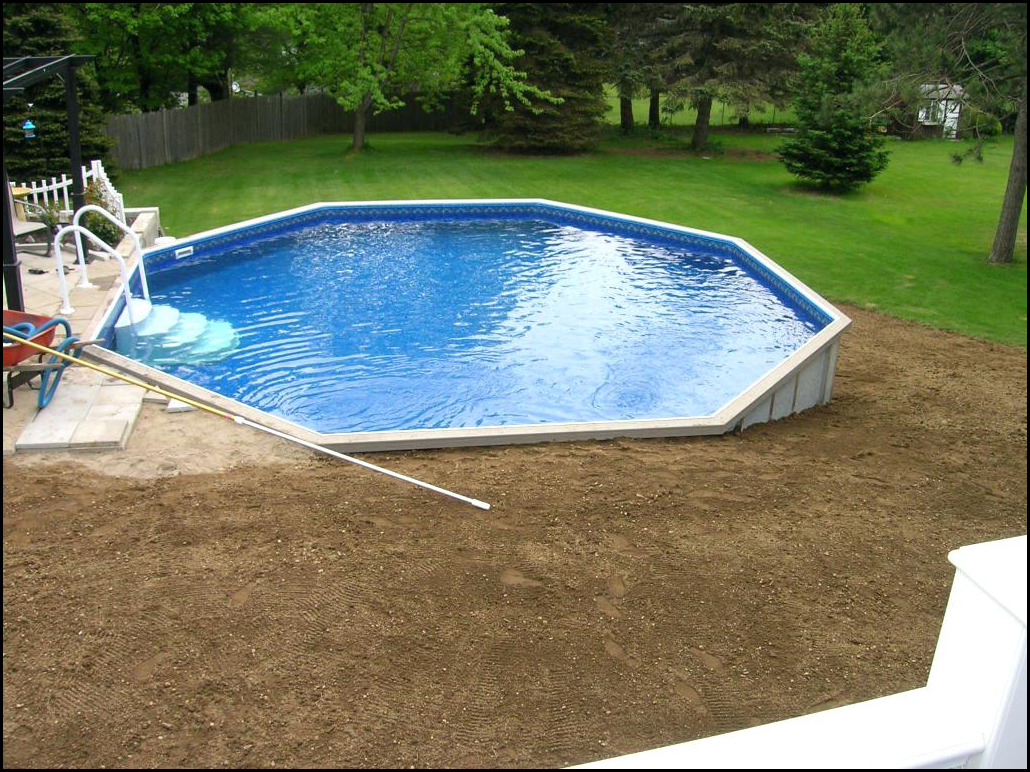 Inexpensive above ground swimming pools in australia for Top of the line above ground pools