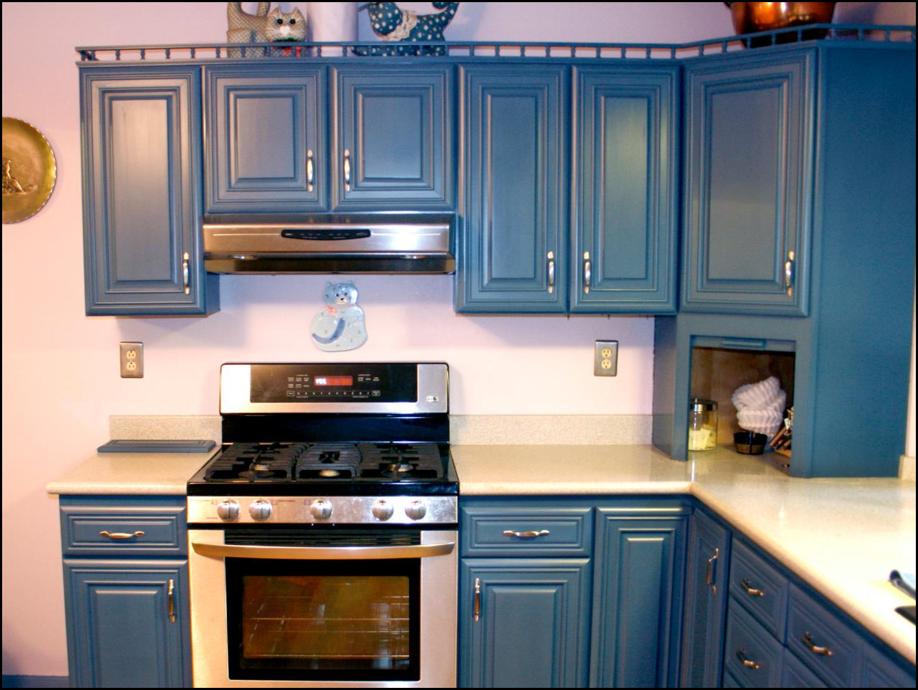 9 Ideas For Remodeling Old Kitchen Cabinets |