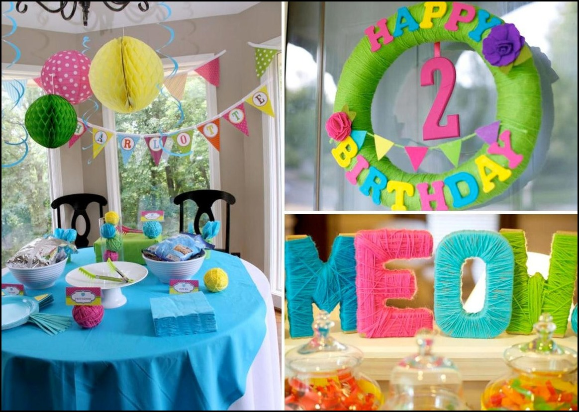 Birthday Decorations Ideas At Home For Husband