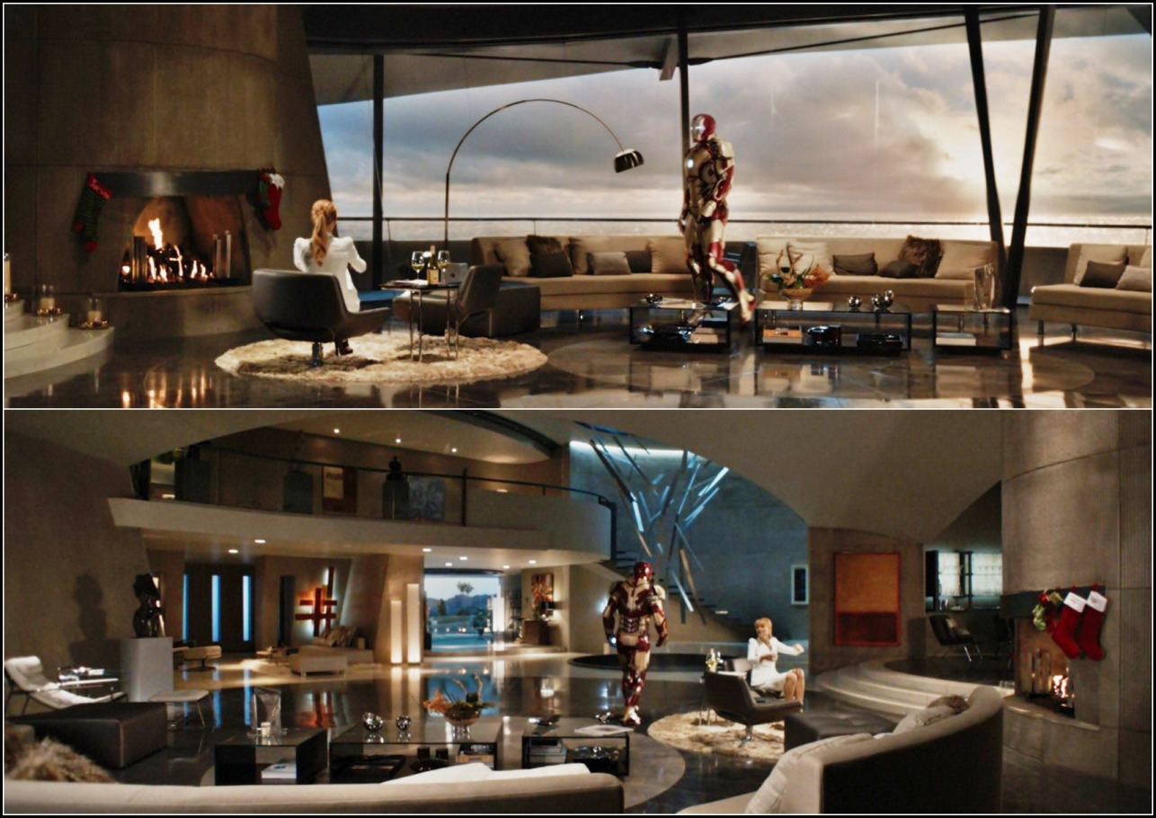an iron man lookalike house in southern california for sale for 34 million now but i will update you on that soon after i am capable to confirm it - Iron Man House
