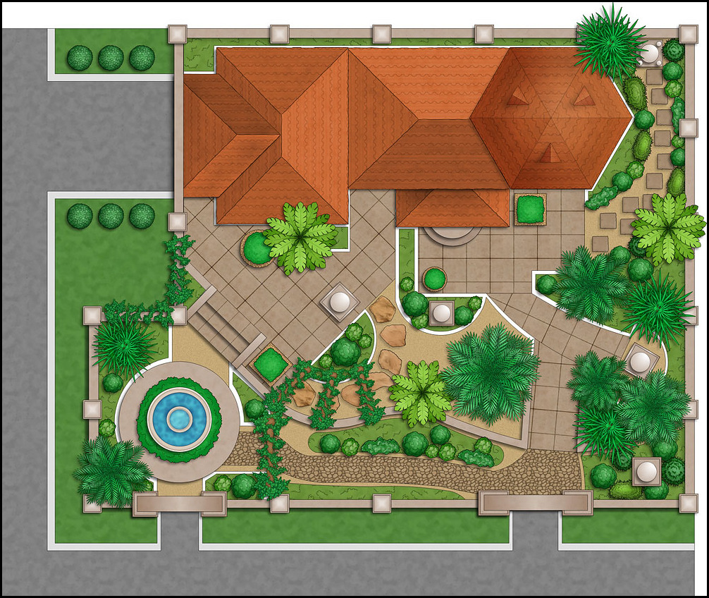 Home Landscape Software Features: Landscaping-software-free-5