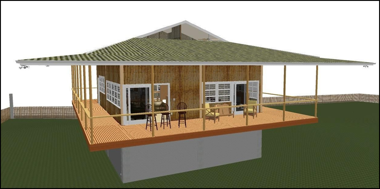 Philippines Native House Designs And Floor Plans |