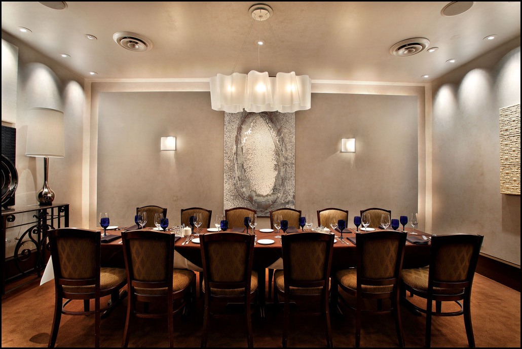 Downtown Houston Restaurants With Private Dining Rooms