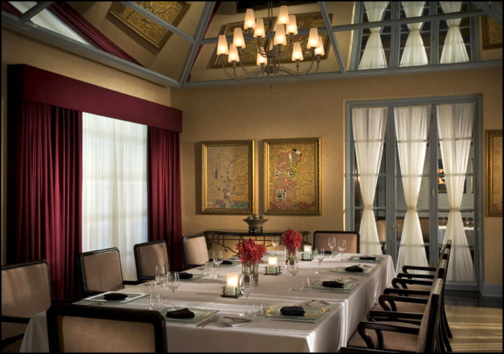 Restaurants With Small Private Rooms Houston