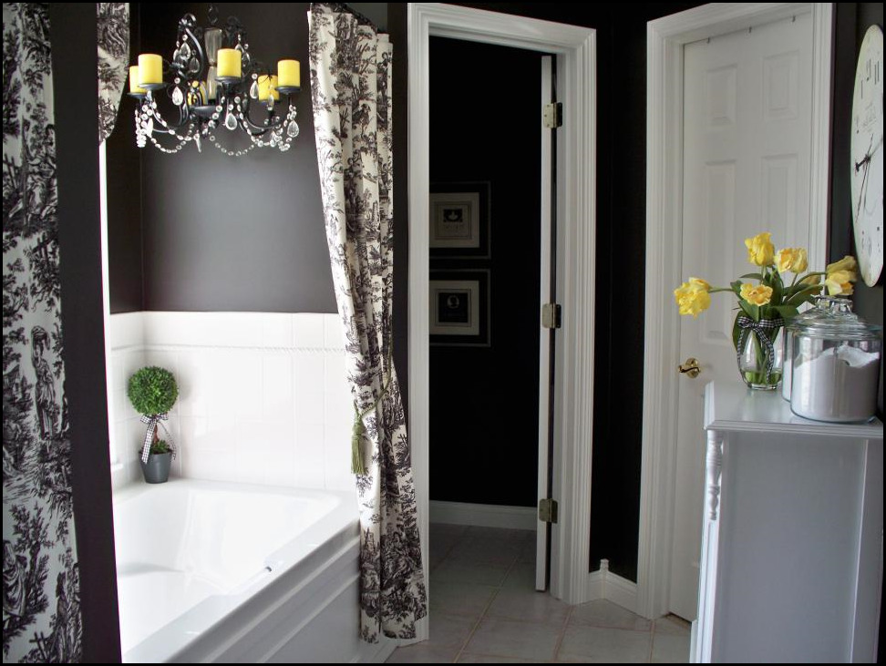 Bathroom Bathroom Decor Gray And Yellow Ideal Yellow Gray Bathrooms Ideas  On Pinterest Yellow Gray Wall Decoration.