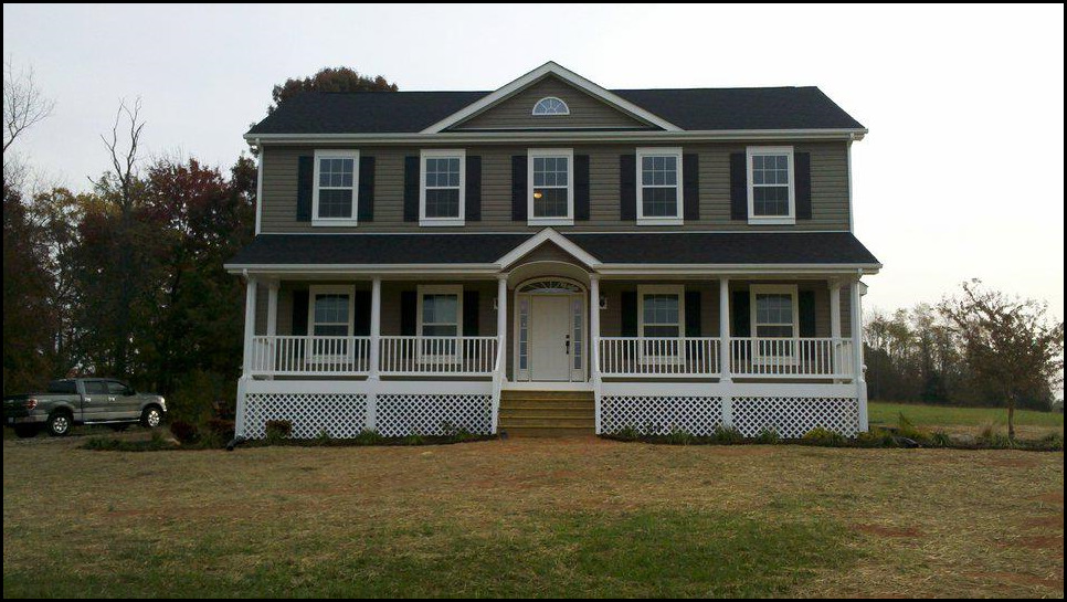 2 Story Manufactured Homes 5