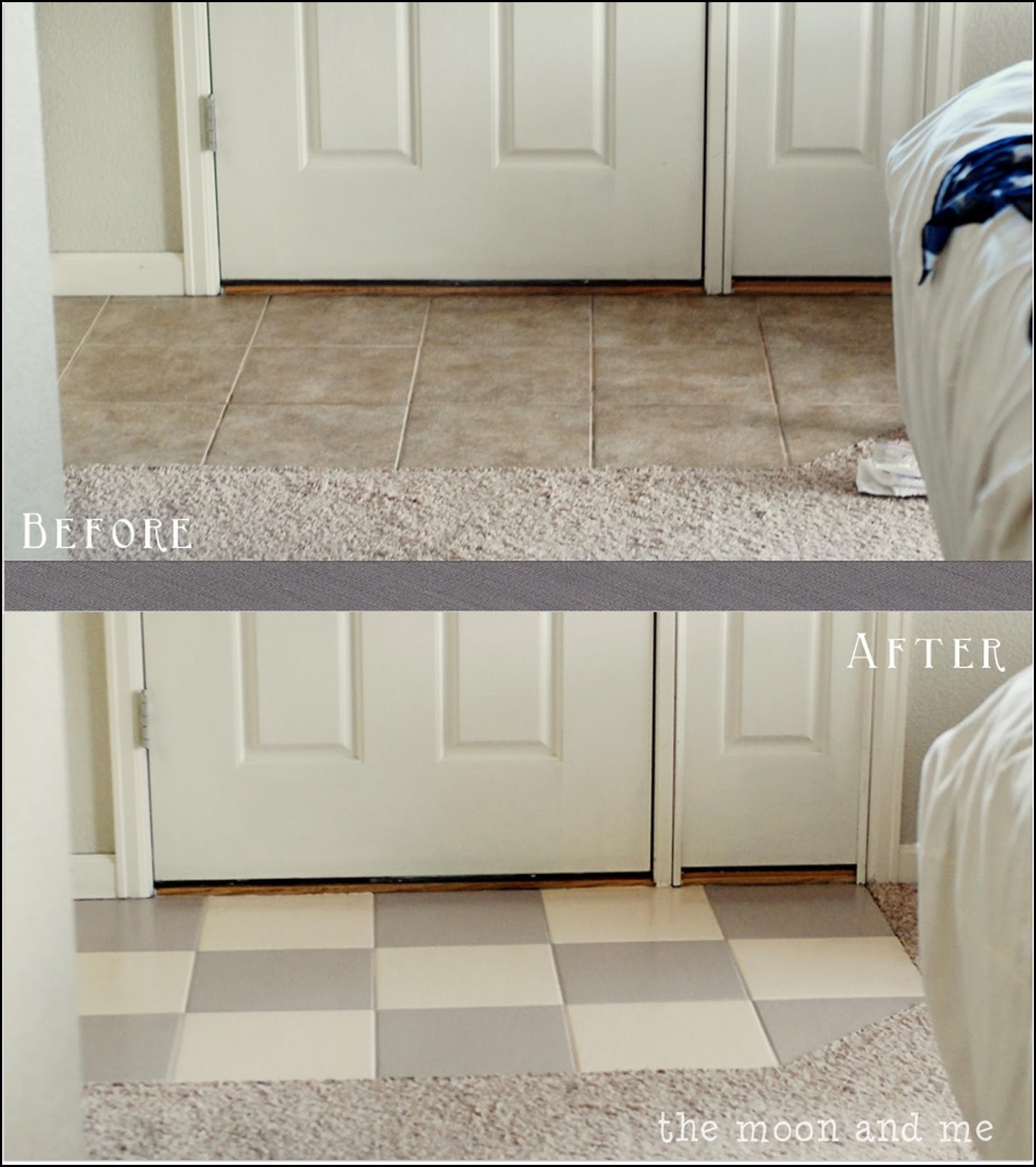 Can You Paint Or Stain Ceramic Tile