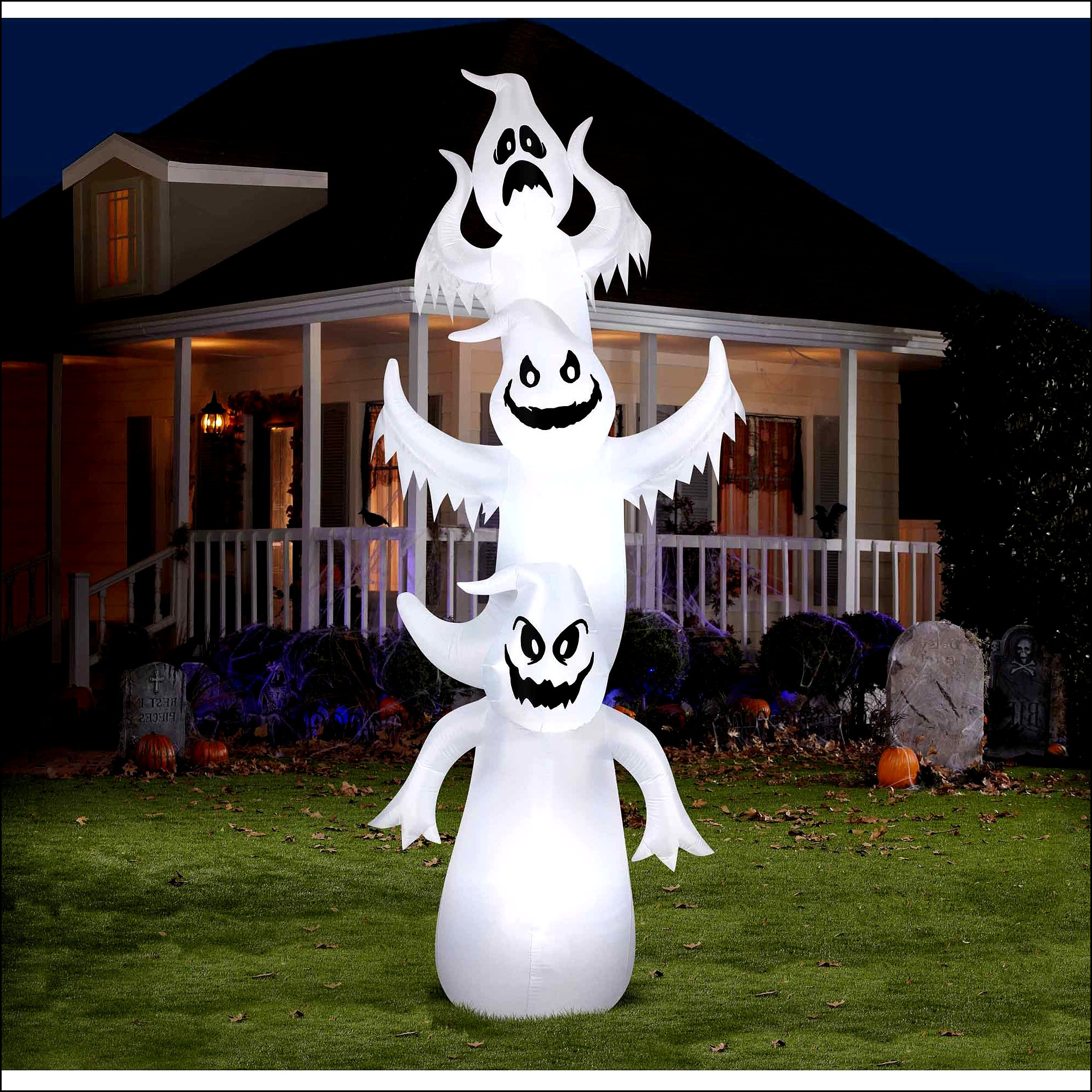 Blow Up Halloween Decorations Light Up Iphone 4s Case