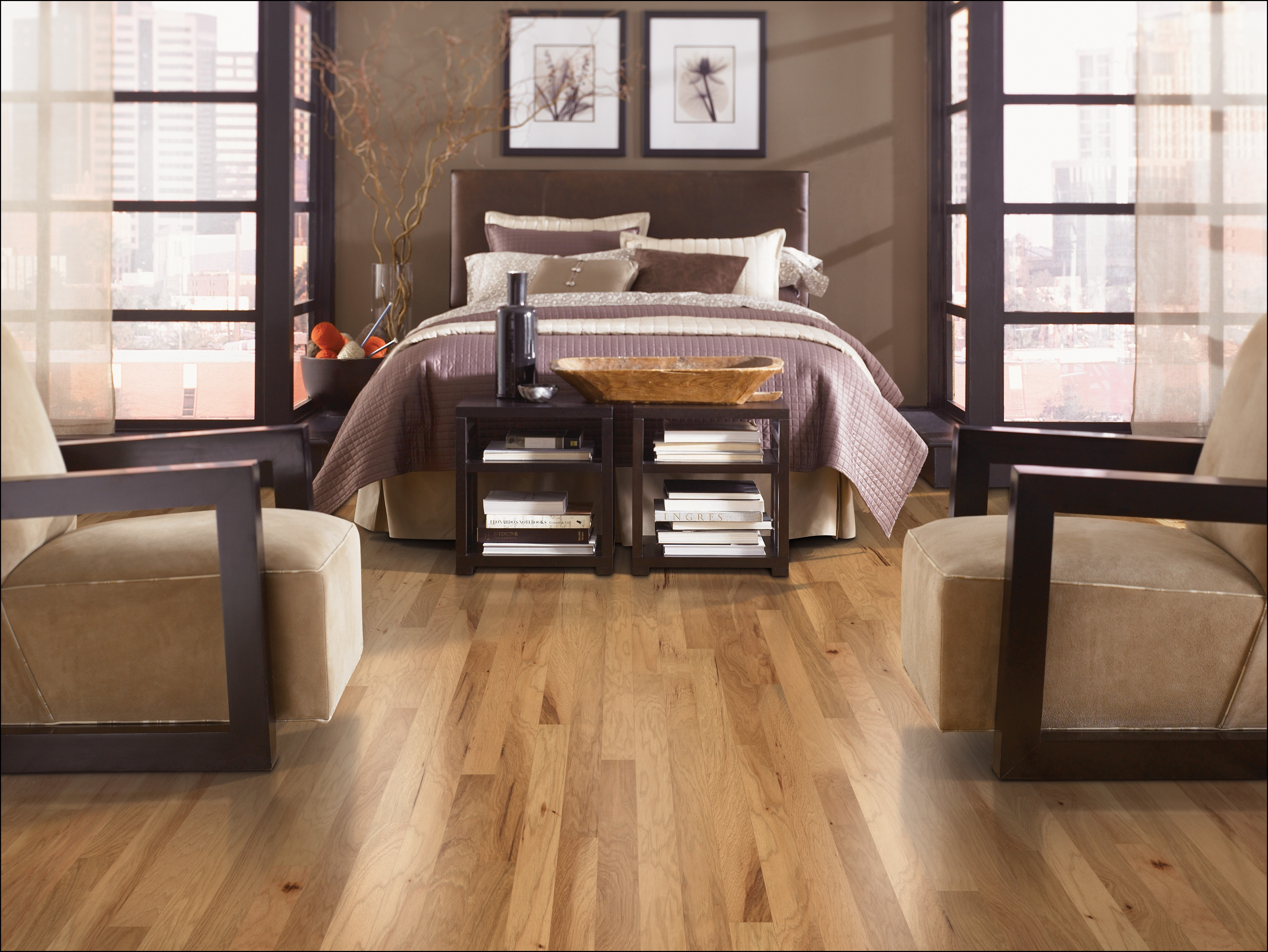 Since Installation The Top Layer Of Dark Wooden Flooring Has Led Rubbed Away And Chipped Regularly In A Number Totally Diffe Rooms Our