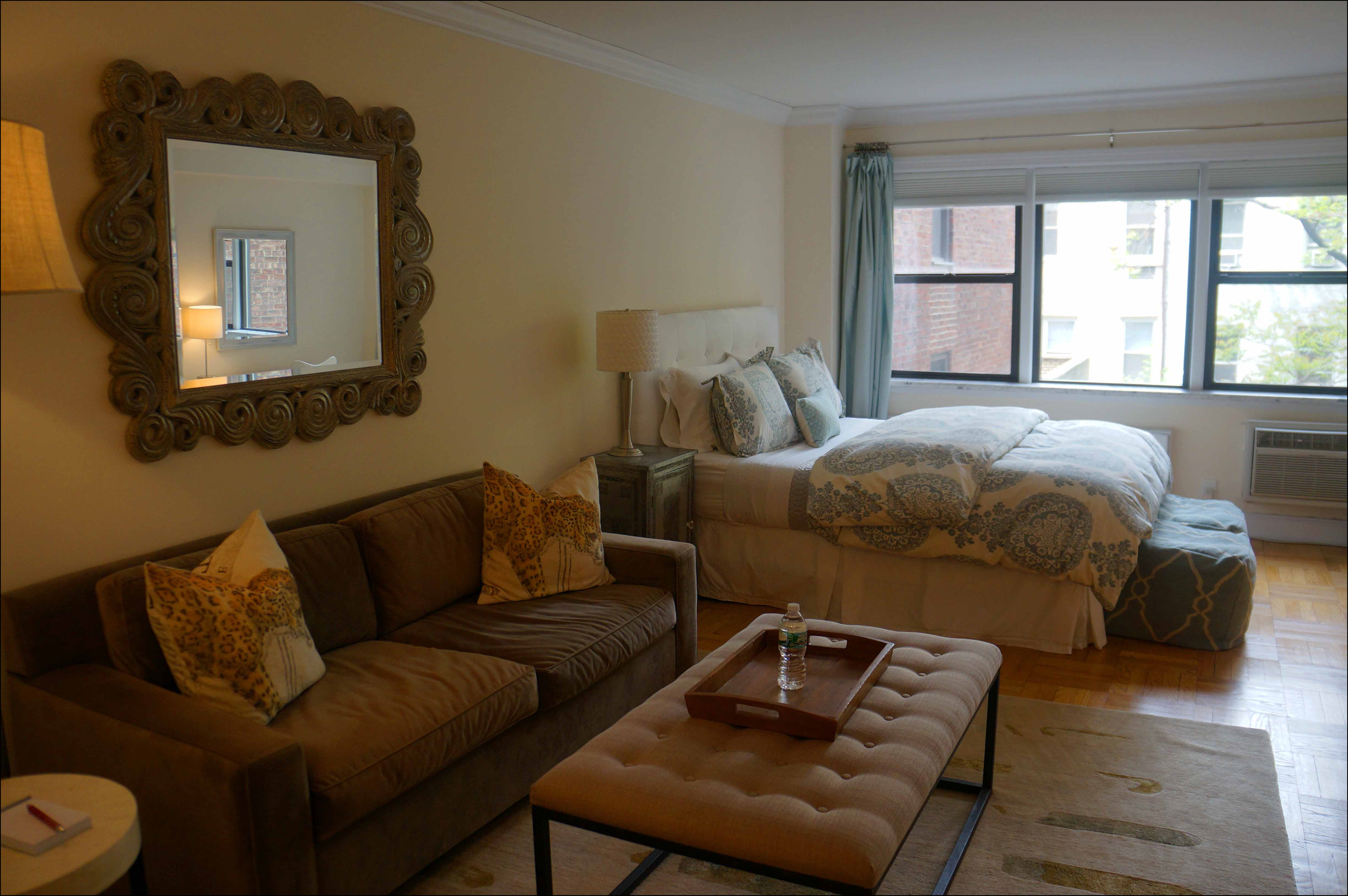 Residence rentals in new york city and manhattan for Studio apartment in new york city