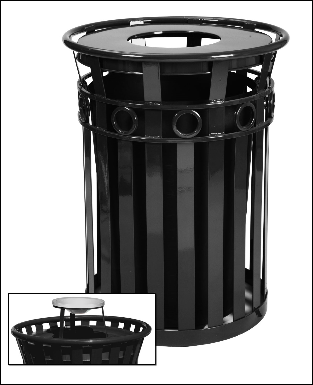 ... Trash Can And This Page Shows The Closest Product Matches Now We Have  For Outside Ornamental Trash Can To Buy On Line. Discretely Store Outdoor  Objects ...