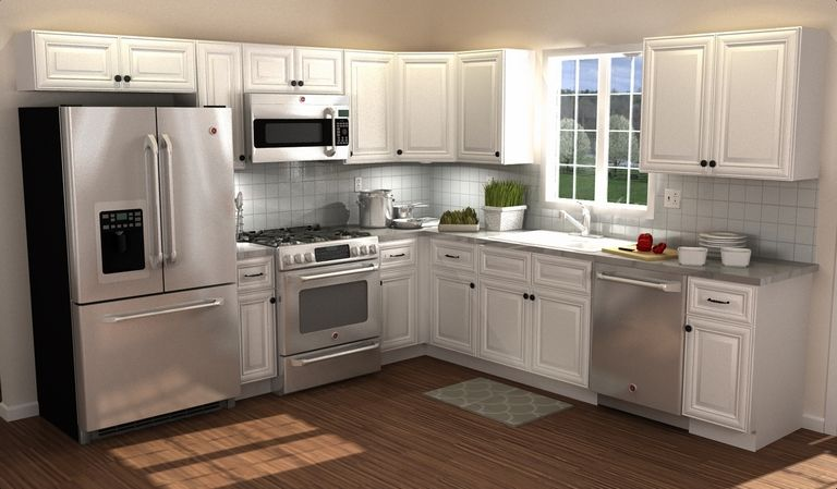 10x10 Kitchen Ideas