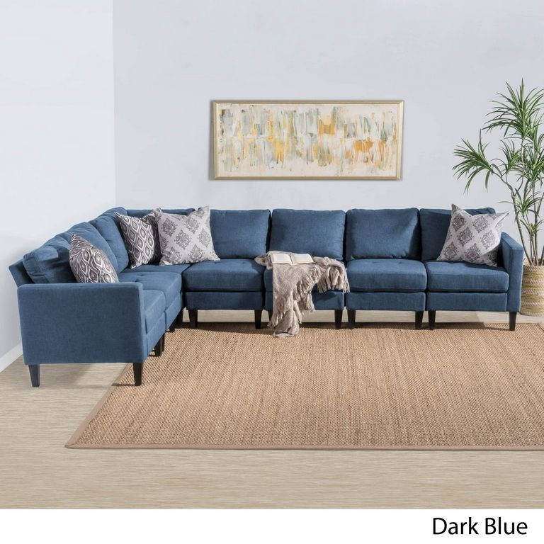 7 Piece Sectional Sofa