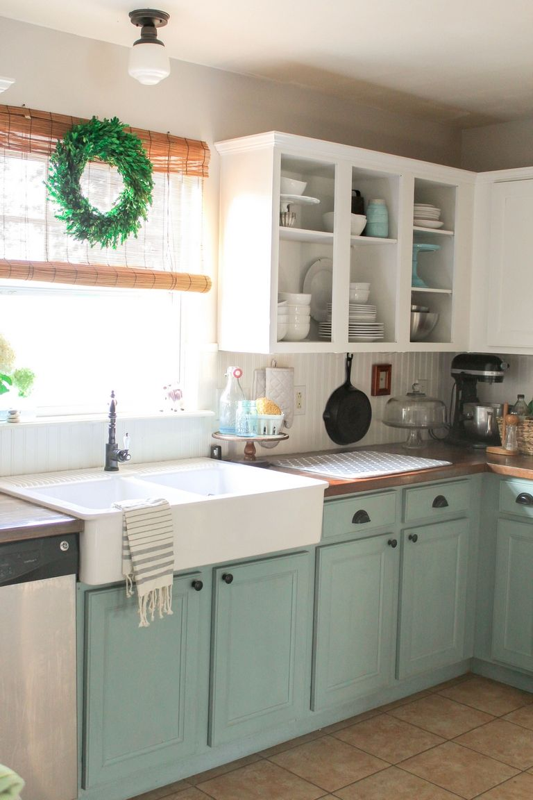Annie Sloan Chalk Paint Kitchen Cabinets Reviews
