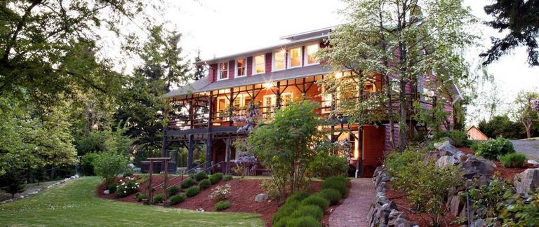 Bed And Breakfast Seattle