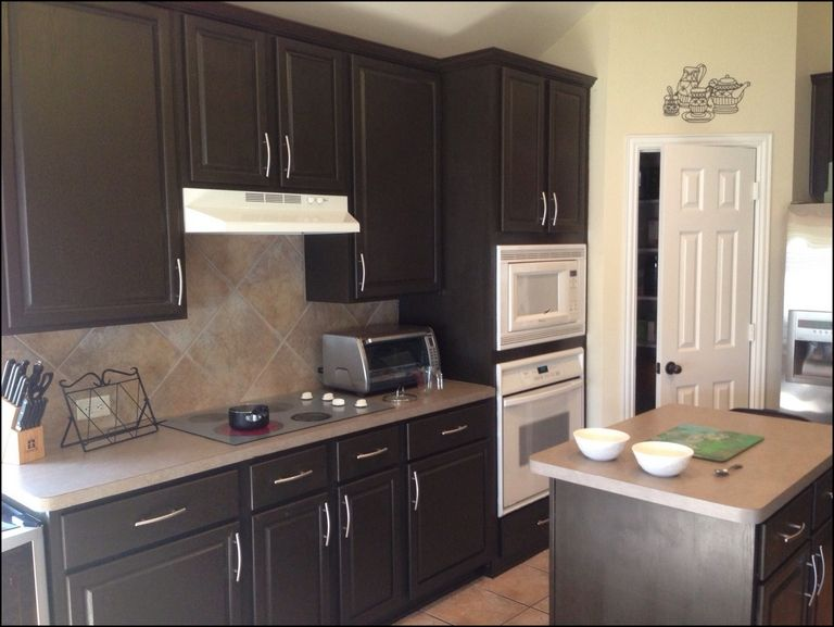Behr Kitchen Cabinet Paint