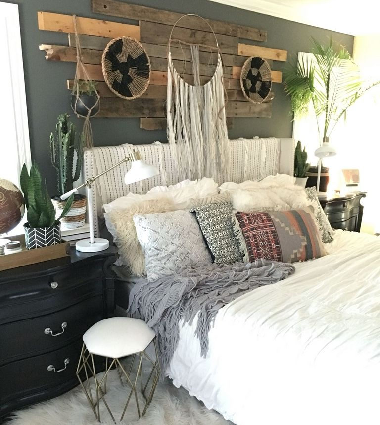 Bohemian Chic Bedrooms