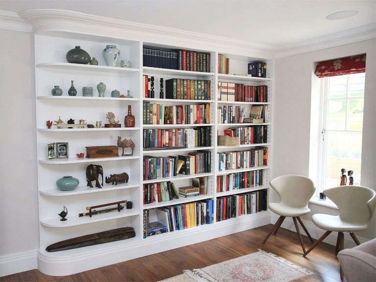 Book Shelving Units