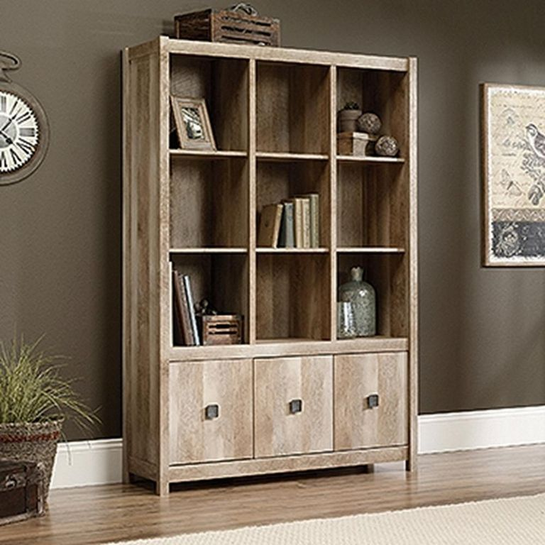 Bookcase With Storage