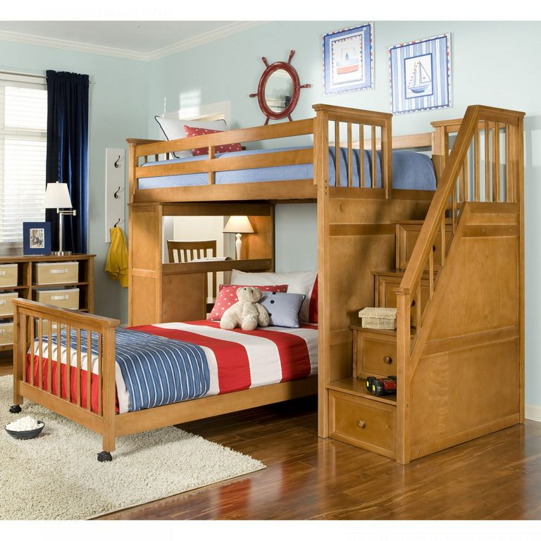 Boy Bunk Bed Ideas