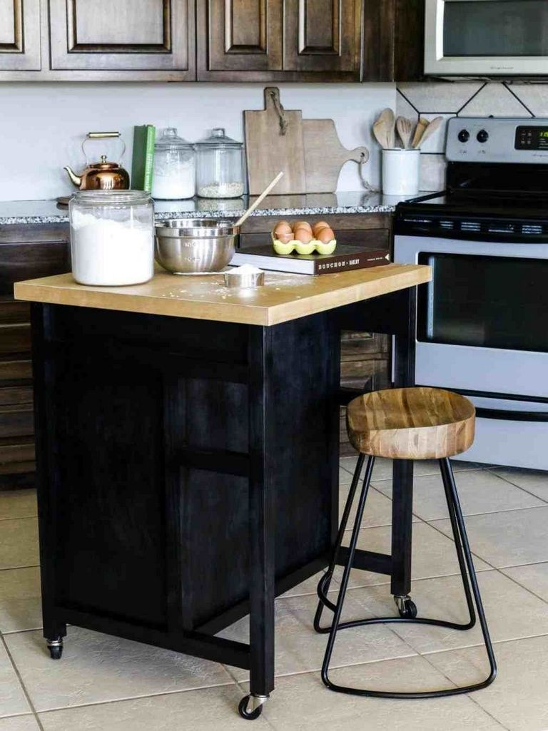 Building A Kitchen Island With Seating