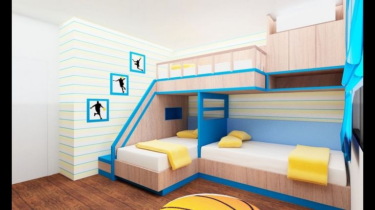 Bunk Bedroom Ideas