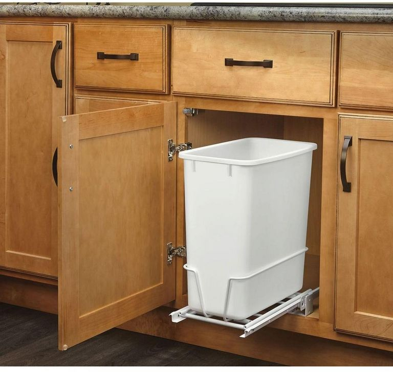 Cabinet Garbage Can