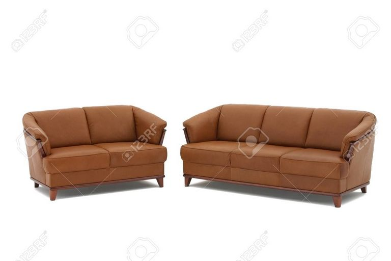 Classical Leather Sofas