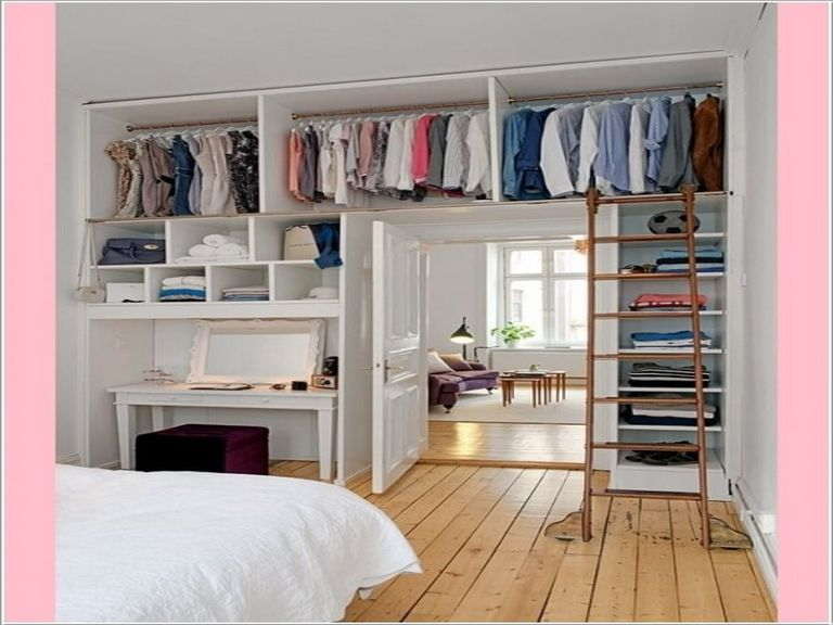 Clothes Storage Ideas