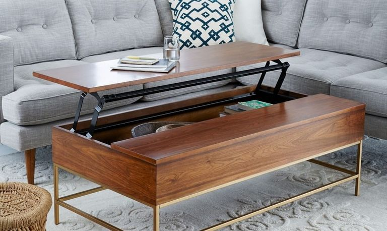 Coffee Table For Small Space