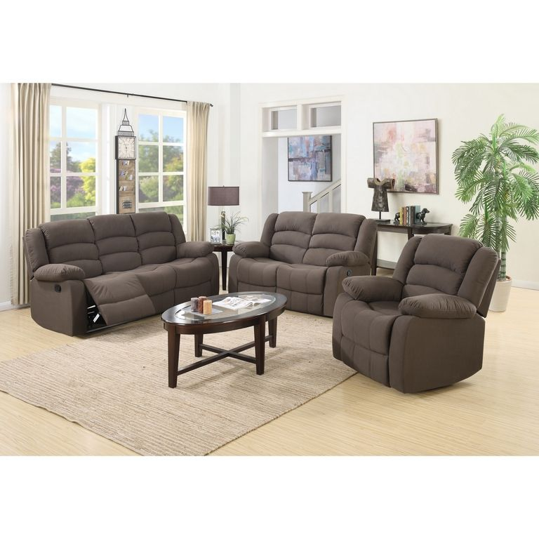 Contemporary Sofa Set