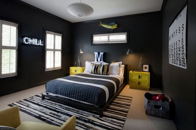 Cool Teen Boy Bedrooms