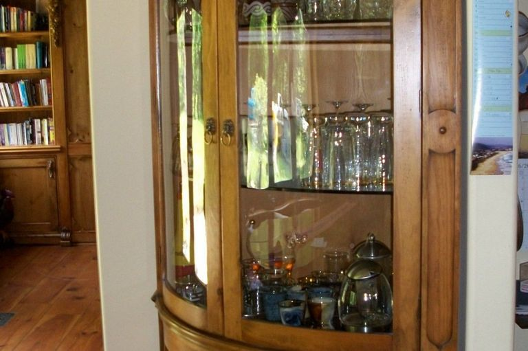Corner Curio Cabinet Rent To Own