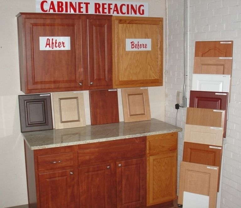 Cost To Refinish Kitchen Cabinets