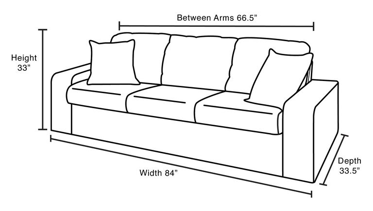 Couch Measurements