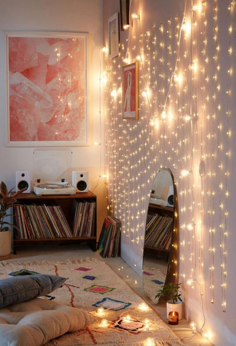 Dorm Lights Ideas