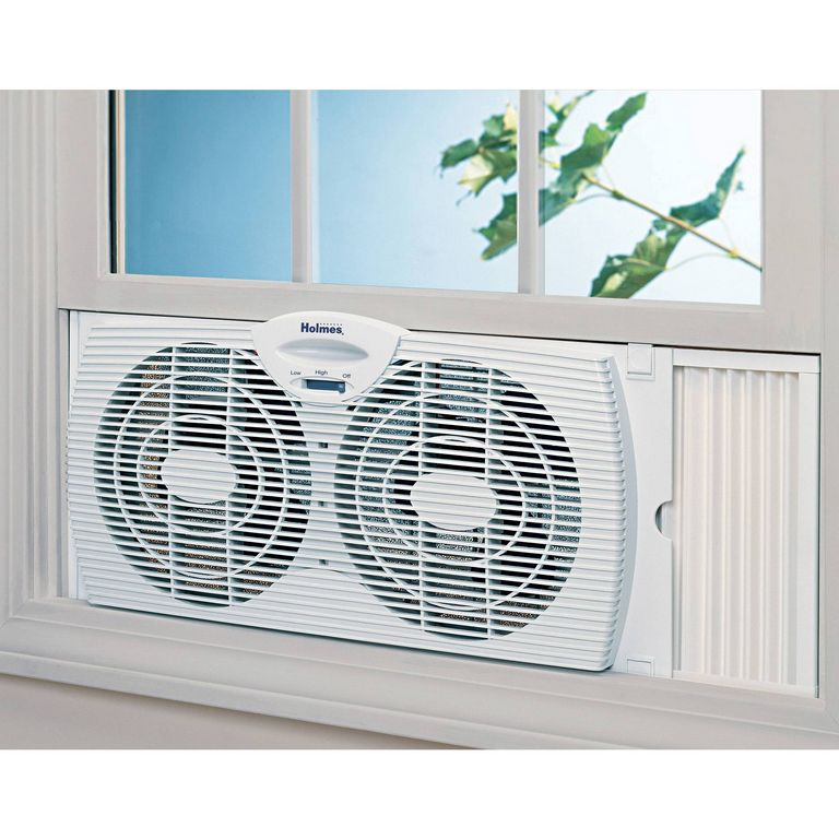 Dual Window Fan Walmart