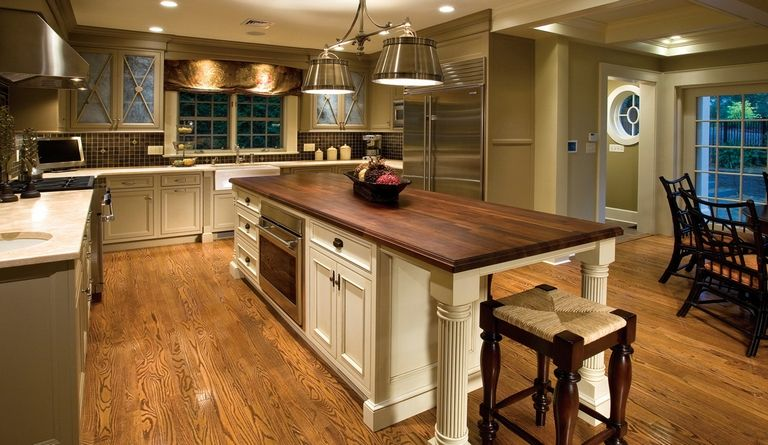 Fancy Kitchen Cabinets