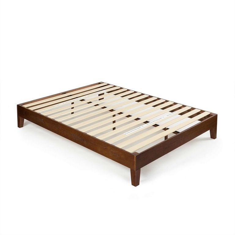 Full Size Wood Bed Frame