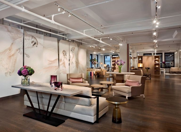 Furniture Showrooms Nyc