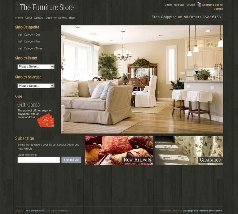 Furniture Sites