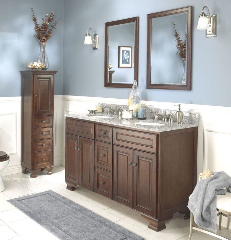 Gray Bathroom Sets