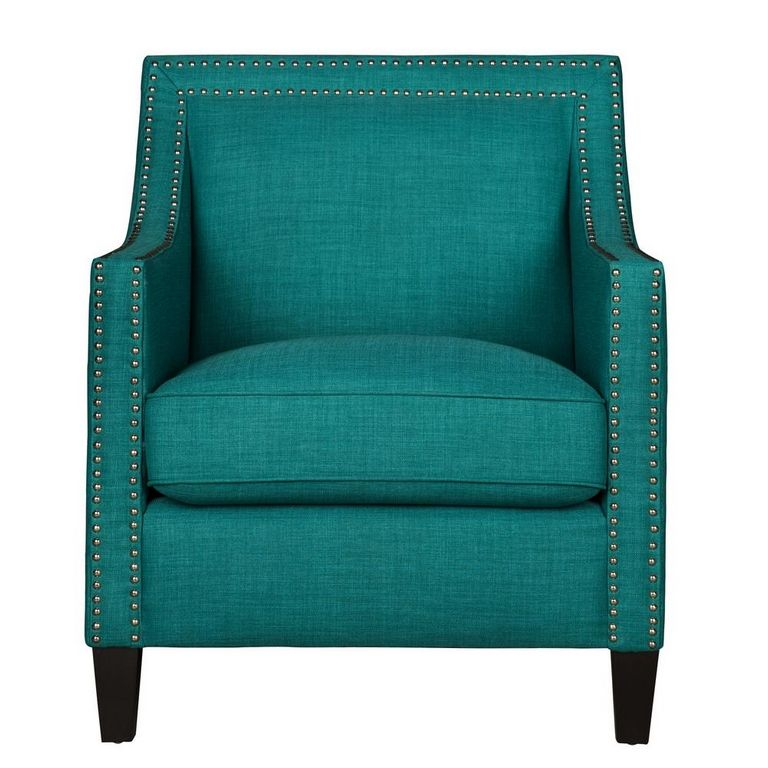 Green Arm Chair